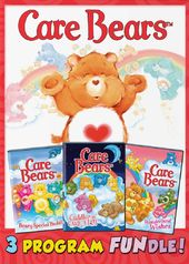 Care Bears - 3-Pack Fundle