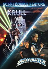 Krull / Spacehunter: Adventures in the Forbidden