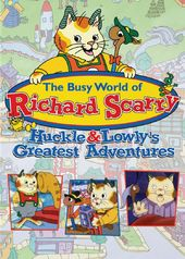 The Busy World of Richard Scarry: Huckle & Lowlys