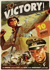 To Victory!: 10 Classic WWII Films (3-DVD)