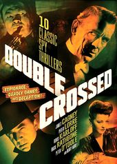 Double Crossed - 10 Classic Spy Thrillers (3-DVD)