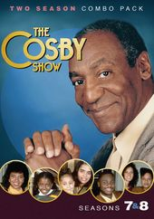 The Cosby Show - Seasons 7 & 8 (4-DVD)