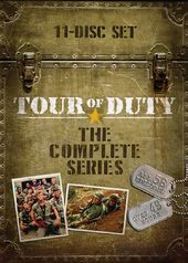 Tour of Duty - Complete Series (11-DVD)