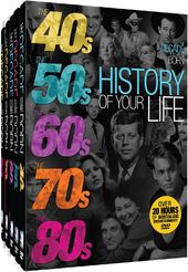The Decade You Were Born: History of Your Life -