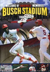Baseball - Millions of Cardinals Memories: Busch