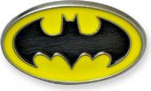 DC Comics - Batman - Logo Colored Pewter Lapel Pin