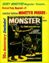 Monster Parade Volume 1, #4 (Limited Edition -