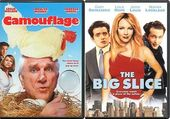 The Big Slice / Camouflage (2-DVD)