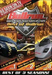 Cars - Bullrun: Cops, Cars & Superstars [3-Pack]