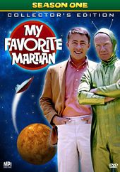 My Favorite Martian - Season 1 (5-DVD)
