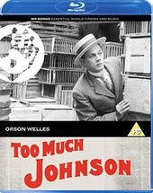 Too Much Johnson (Blu-ray)