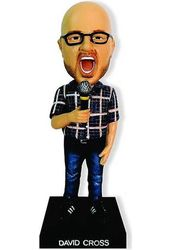 David Cross - Bobble Head (Numbered Limited