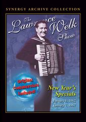 Lawrence Welk Show - New Year's Specials 1962 &