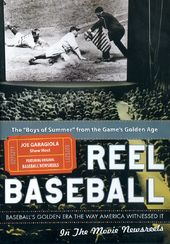 Baseball - Reel Baseball: In the Movie Newsreels