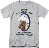 Parks & Recreation: I Met Li'l Sebastian - T-Shirt