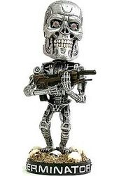Terminator 2 - Endoskeleton Head Knocker