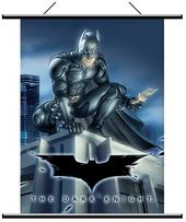 DC Comics - Batman: The Dark Knight - Fabric Wall
