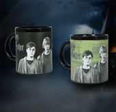 Harry Potter - Trio & Hogwarts - 11 oz. Thermal