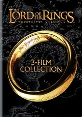 The Lord of the Rings: 3-Film Collection (3-DVD)