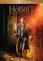 The Hobbit: The Desolation of Smaug (2-DVD)