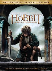 The Hobbit: The Battle of the Five Armies (2-DVD)