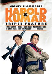Highly Flammable Harold & Kumar Triple Feature