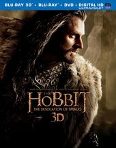 The Hobbit: The Desolation of Smaug 3D (Blu-ray +