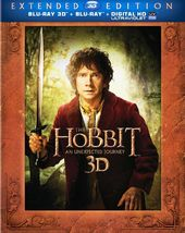The Hobbit: An Unexpected Journey 3D (Extended