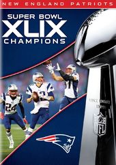 Football - New England Patriots: NFL Super Bowl