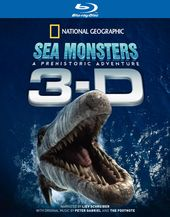 Sea Monsters: A Prehistoric Adventure (Blu-ray,