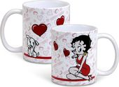 Betty Boop Love & Kisses Mug