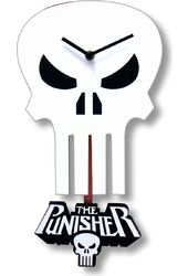 Marvel Comics - The Punisher - Wall Clock with