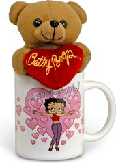 "Betty Boop ""It's All About Me"" Cuddle Cup"