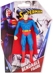 "DC Comics - Superman - Classic 6"" Bendable"