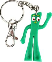 "Gumby - Bendable 3"" Keychain"