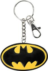 DC Comics - Batman - Logo - Bendable Keychain