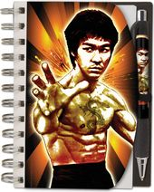 Bruce Lee - Pen & Notebook