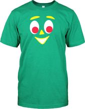 Gumby Face - T-Shirt