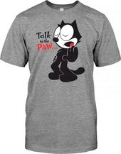 Felix The Cat - Talk To The Paw - T-Shirt