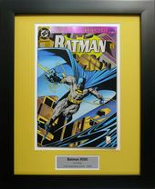 DC Comics - Batman - Issue #500 - Premium Framed