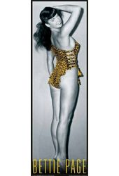 "Bettie Page - Slim Poster (12""x36"")"