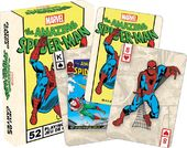 Marvel Comics - Spiderman - Playing Cards