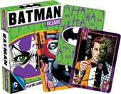 DC Comics - Batman - Villains - Playing Cards