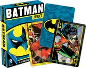 DC Comics - Batman - Heroes - Playing Cards