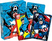 Marvel Comics - Captain America Comics - Playing