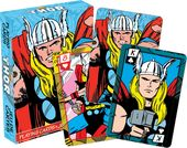 Marvel Comics - Mighty Thor Comics - Playing Cards