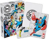 DC Comics - Retro DC - Playing Cards
