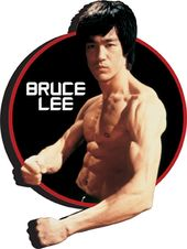 Bruce Lee - Circle Magnet