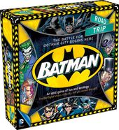 DC Comics - Batman - Road Trip - Board Game