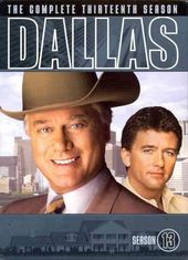 Dallas - Complete 13th Season (3-DVD)
